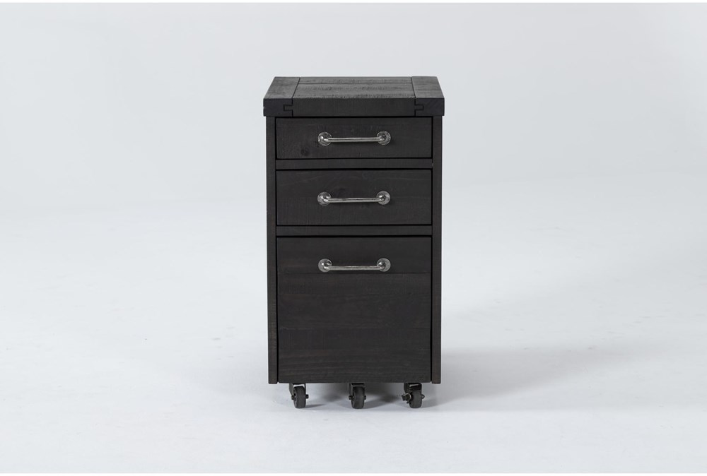 Jaxon Mpobile Filing Cabinet With 3 Drawers