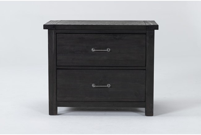 Jaxon Lateral Filing Cabinet With 2 Drawers - 360