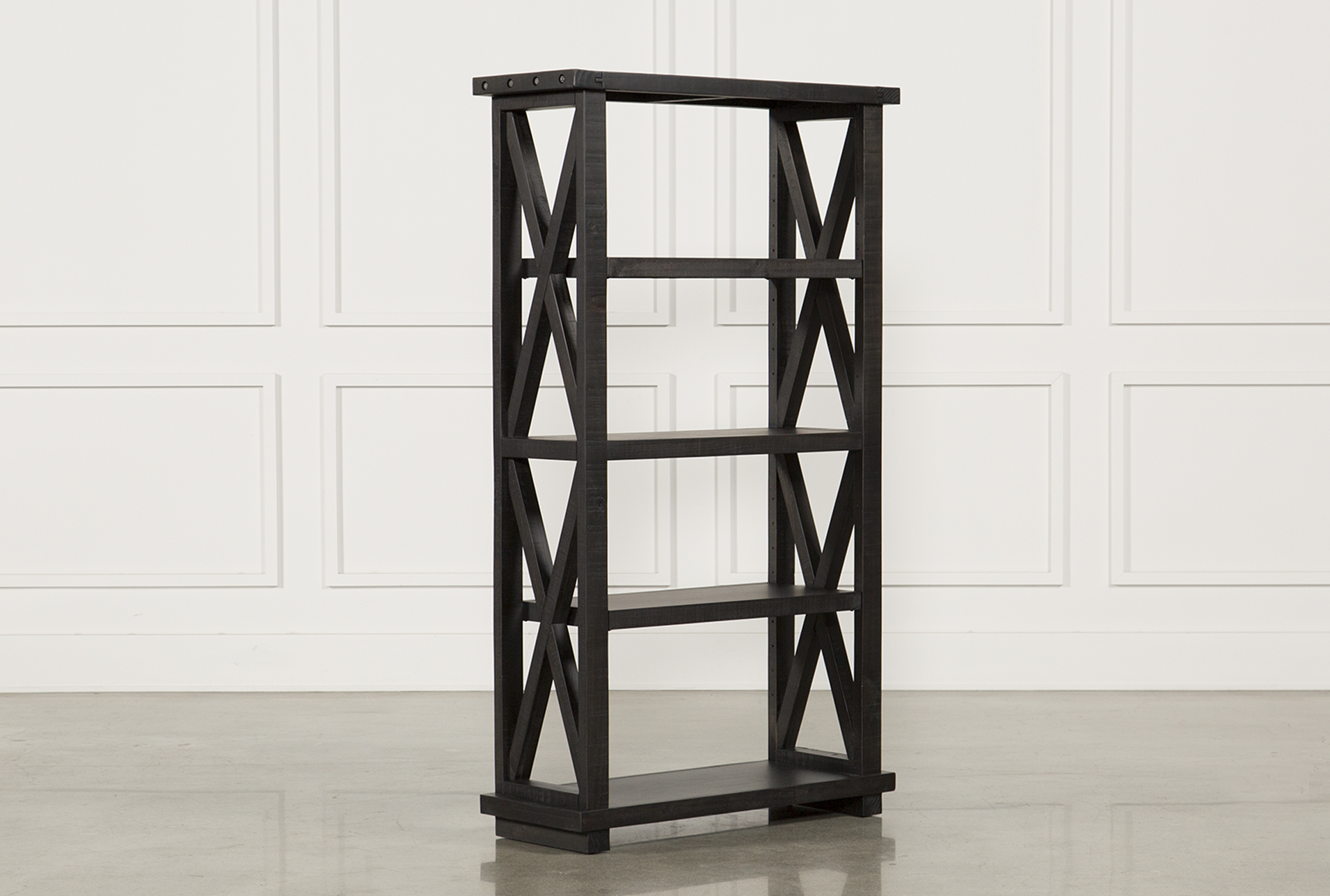 Bon Display Product Reviews For JAXON 68 INCH BOOKCASE