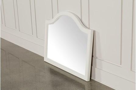 Ashlyn White Mirror - Main