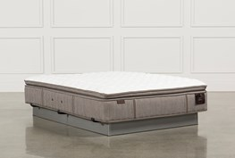 Scarborough Firm Euro Pillow Top Queen Mattress