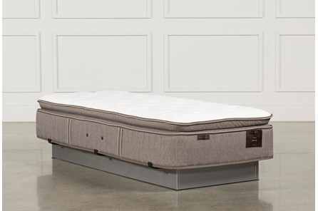 Scarborough Plush Euro Pillow Top Twin Extra Long Mattress
