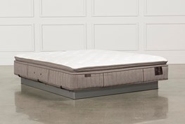 Scarborough Plush Euro Pillow Top Queen Mattress