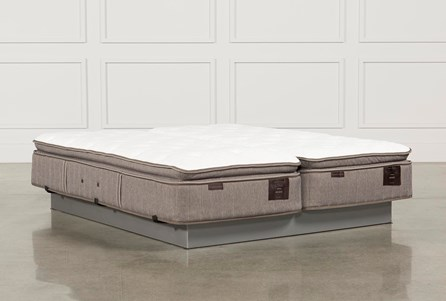 Scarborough Plush Euro Pillow Top Eastern King Mattress