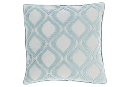 Accent Pillow-Abbott Geo Blue 20X20