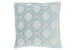 Accent Pillow-Abbott Geo Blue 20X20