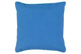 Accent Pillow-Barnes Solid Cobalt 20X20