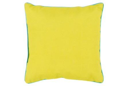 Accent Pillow-Barnes Solid Lime 20X20