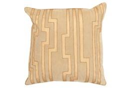 Accent Pillow-Avion Geo Gold 20X20