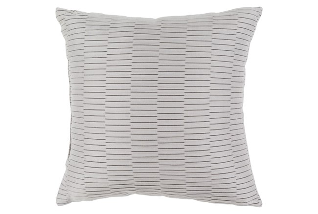 Accent Pillow-Alley Solid Grey 20X20 - 360
