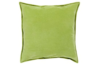 Accent Pillow-Beckley Solid Olive 18X18