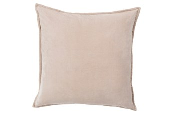 Accent Pillow-Beckley Solid Grey 18X18