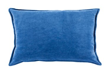 Accent Pillow-Beckley Solid Cobalt 13X19