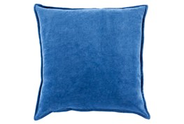 Accent Pillow-Beckley Solid Cobalt 18X18