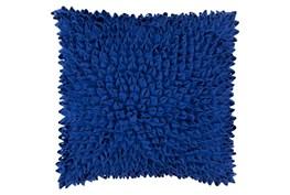 Accent Pillow-Daisy Cobalt 20X20