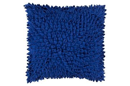 Accent Pillow-Daisy Cobalt 20X20 - Main