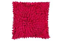 Accent Pillow-Daisy Magenta 22X22