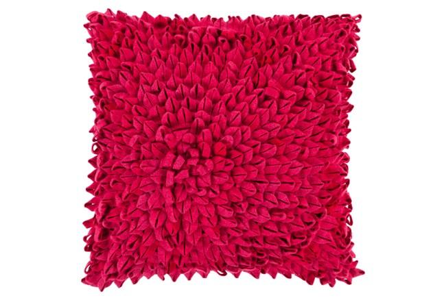 Accent Pillow-Daisy Magenta 22X22 - 360