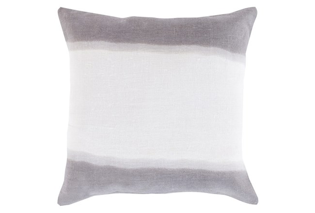 Accent Pillow-Dual Dyed Grey 20X20 - 360