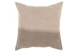 Accent Pillow-Half Dyed Grey 18X18