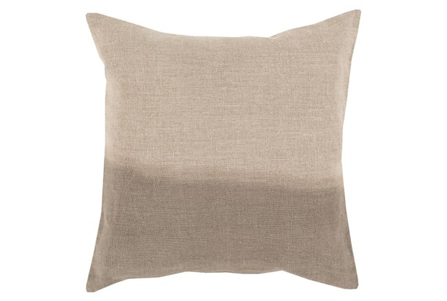 Accent Pillow-Half Dyed Grey 18X18 - 360