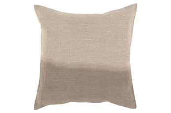 Accent Pillow-Half Dyed Grey 20X20