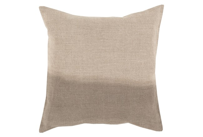 Accent Pillow-Half Dyed Grey 20X20 - 360
