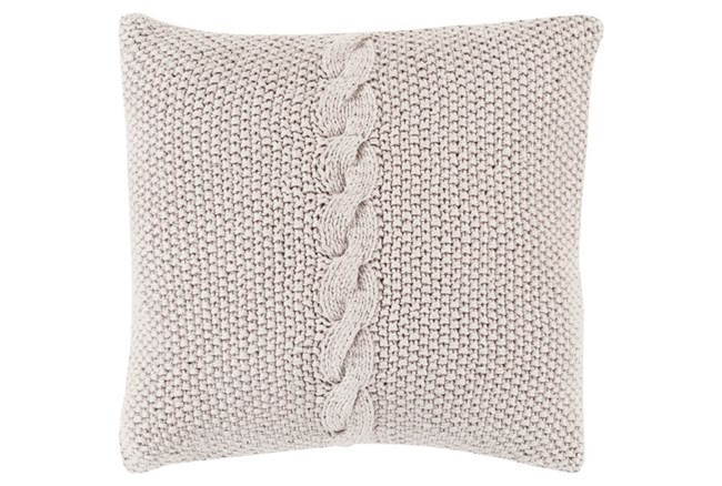 Accent Pillow-Serenity Grey 22X22 - 360