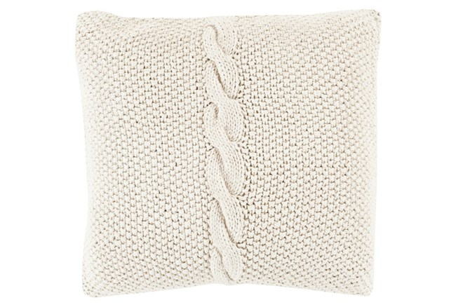 Accent Pillow-Serenity Khaki 18X18 - 360