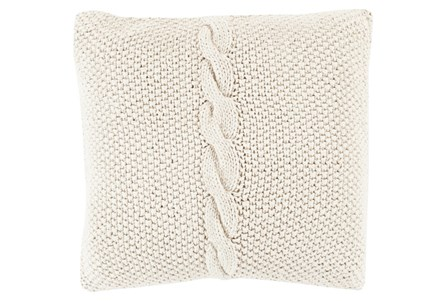 Accent Pillow-Serenity Khaki 22X22