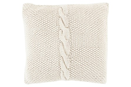 Accent Pillow-Serenity Khaki 22X22 - Main