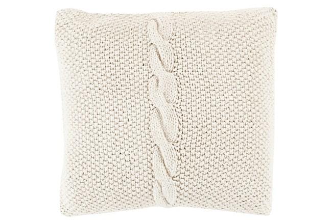 Accent Pillow-Serenity Khaki 22X22 - 360