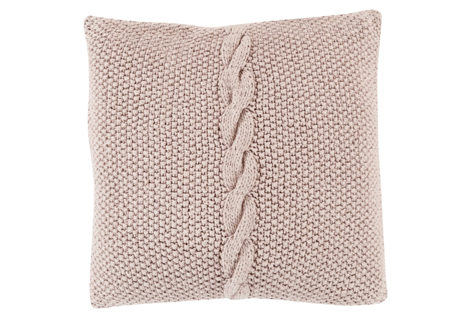 Accent Pillow-Serenity Taupe 18X18 Living Spaces