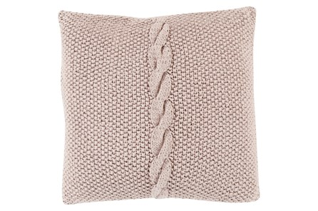 Accent Pillow-Serenity Taupe 18X18