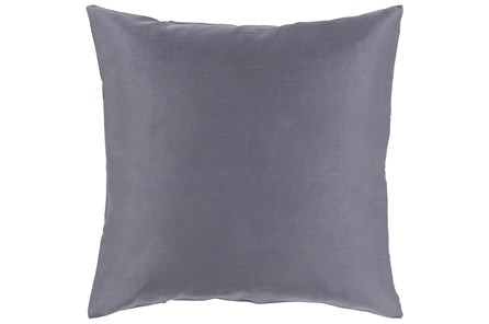 Accent Pillow-Brayson Charcoal 20X20
