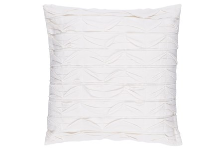 Accent Pillow-Desmine Ivory 18X18