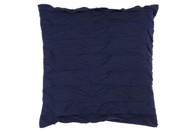 Accent Pillow-Desmine Navy 18X18 - 360