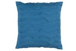 Accent Pillow-Desmine Teal 22X22