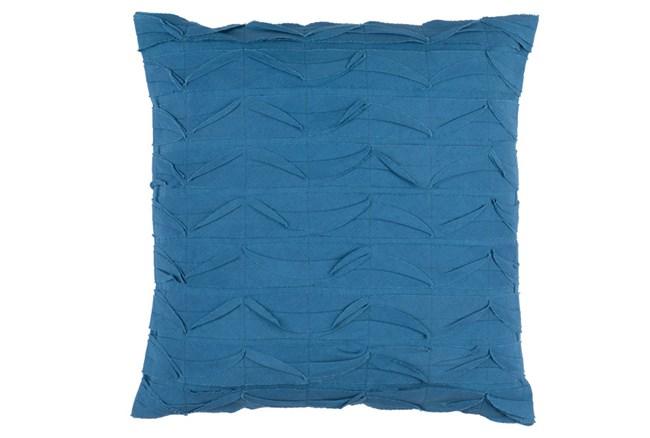 Accent Pillow-Desmine Teal 22X22 - 360