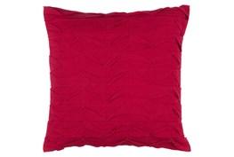 Accent Pillow-Desmine Cherry 18X18