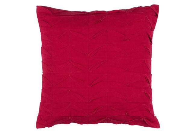 Accent Pillow-Desmine Cherry 18X18 - 360