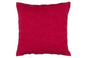 Accent Pillow-Desmine Cherry 22X22