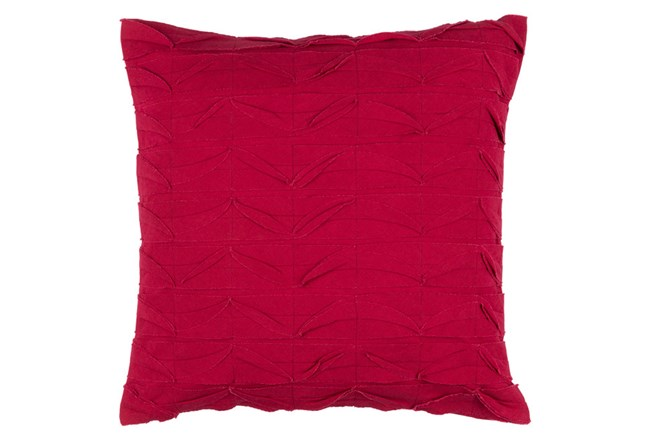 Accent Pillow-Desmine Cherry 22X22 - 360