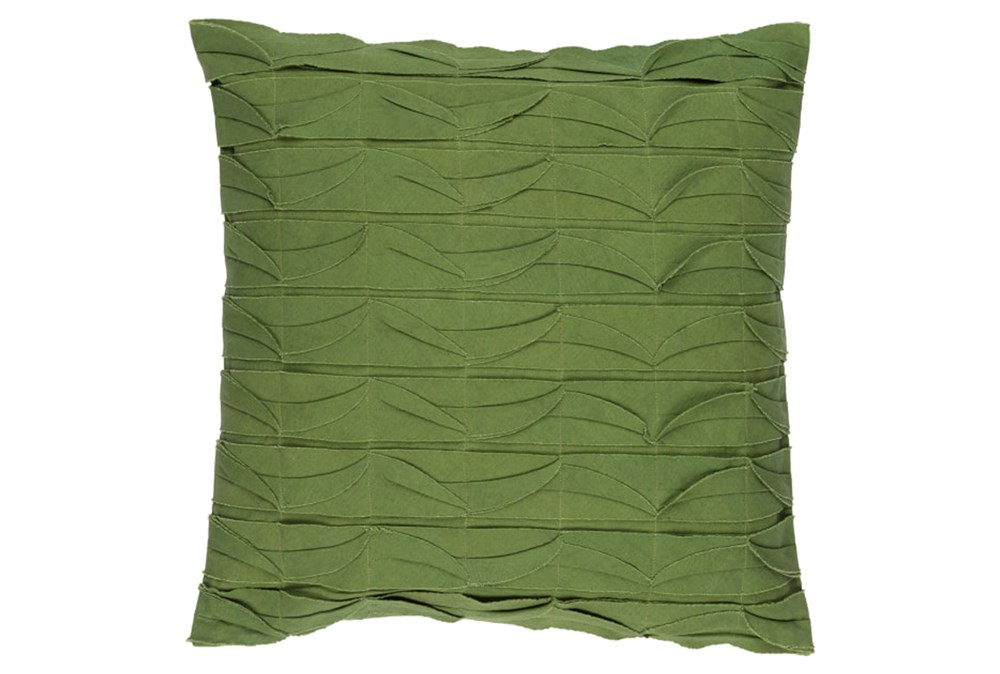 Accent Pillow-Desmine Olive 22X22