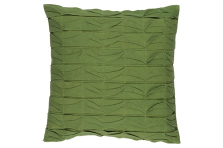 Accent Pillow-Desmine Olive 22X22 - Main