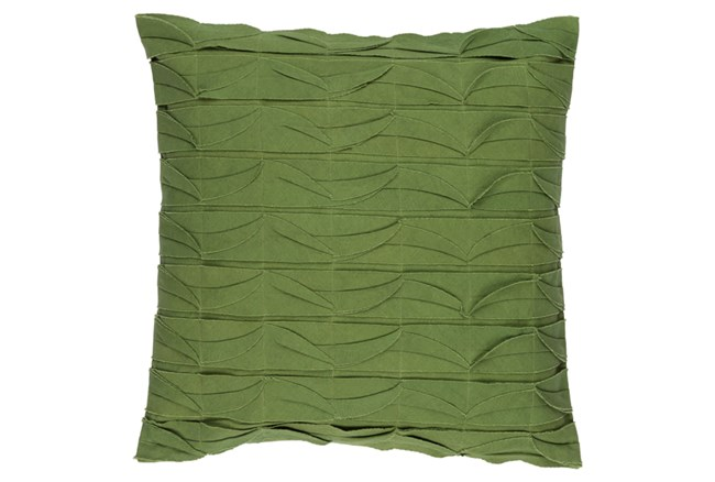Accent Pillow-Desmine Olive 22X22 - 360