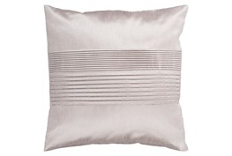 Accent Pillow-Coralline Taupe 22X22