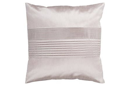Accent Pillow-Coralline Taupe 22X22 - Main