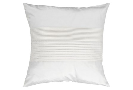 Accent Pillow-Coralline Ivory 18X18