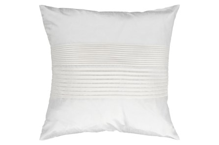 Accent Pillow-Coralline Ivory 22X22